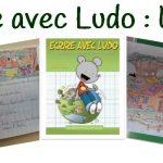 Ecrire avec Ludo : le bilan