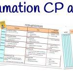 Progressions et programmations CP