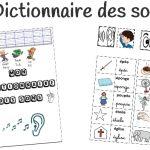 Dictionnaire des sons