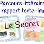 Le rapport texte – image : Le Secret, Eric Battut