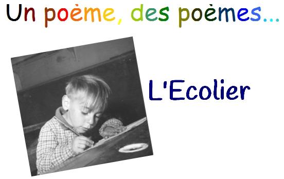 605b848dd16 Poème – L Ecolier de Raymond Queneau