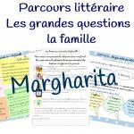 """Parcours littéraire : """"Margharita"""" de Cécile Gambini"""