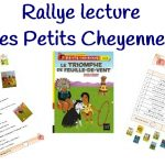 "Rallye lecture ""Petits Cheyennes"""