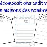 Décompositions additives : les maisons des nombres