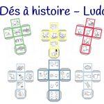 Dés à histoire – Ludo