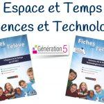 Outils Temps et Espace – Sciences et Technologie