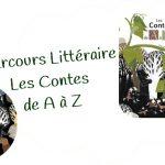 """Parcours littéraire """"Les contes de A à Z"""""""
