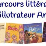 Réseau littéraire: l'illustrateur Arno