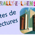 Rallye liens : notes de lecture