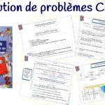 Ateliers de résolution de problèmes CP CE1