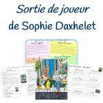 """""""Sortie de joueur"""" de Sophie Daxhelet, le Douanier Rousseau à New York"""