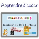 Rallye liens : apprendre à coder