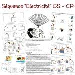 """Séquence """"électricité"""" GS-CP"""