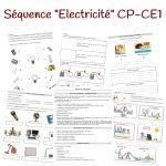 """Séquence """"électricité"""" CP-CE1"""