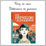Les orphelins d'Alexandrie de Sabine Stamm